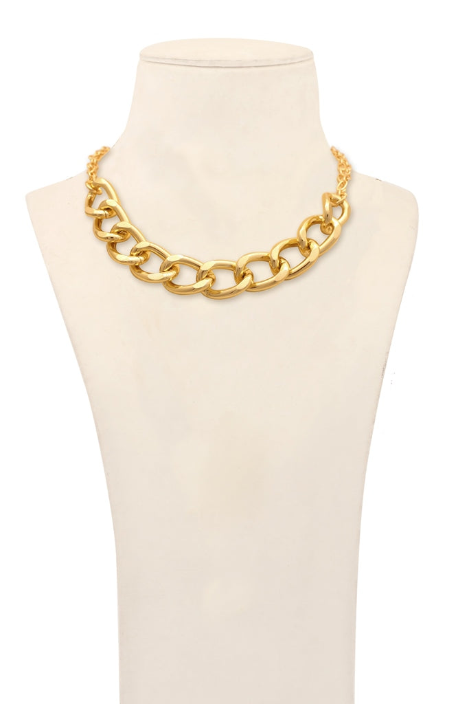 Demi Oversized Link Chain necklace