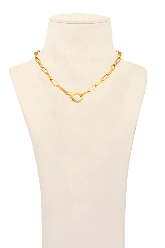 Vama Link Chain Necklace