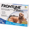 Frontline Plus Spot-on For Medium Dogs 23-44lbs (10-20kg)