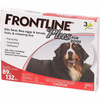 Frontline Plus For Dogs Red - Extra Large Dogs 89-132 lbs