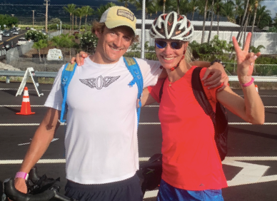 Bo Arlander, 15-Time Kona Ironman, Puts Lumiton To the Test Under Hawaiian Sun
