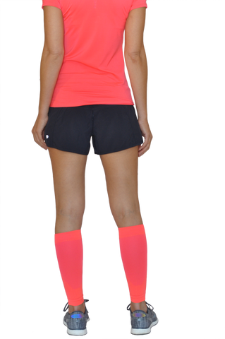 Lumiton Therapy Calf Sleeves - Vermillion