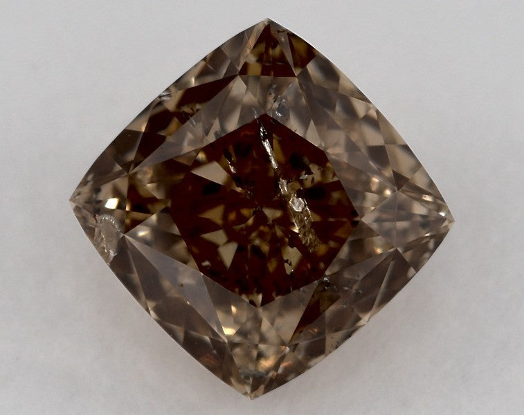 Suokko Timantit | Tyyny | 1,27 ct | BROWN I2 | 250207
