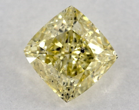Suokko Timantit | Tyyny | 1,28 ct | YELLOW I2 | 251129