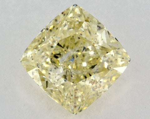 Suokko Timantit | Tyyny | 0,62 ct | YELLOW I1 | 255230