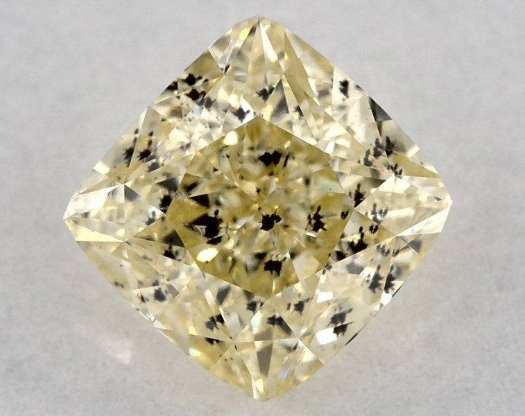 Suokko Timantit | Tyyny | 0,89 ct | YELLOW I1 | 395524
