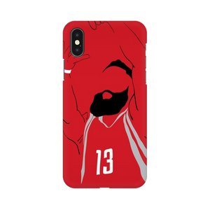 sale retailer 58e53 26fa8 James Harden Case and Cover for Apple Iphone X