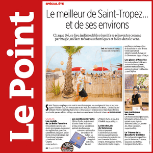 article Le Point - La Guildive - la-guildive.com