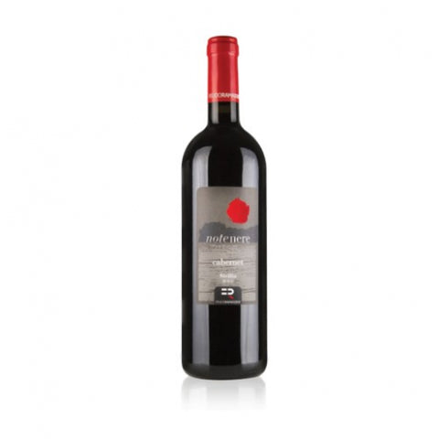 FEUDO RAMADDINI NOTE NERE DOC SICILIA CABERNET - siciliantasty