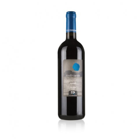 FEUDO RAMADDINI NOTE NERE DOC SICILIA SYRAH - siciliantasty