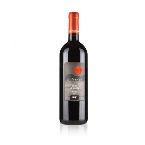 FEUDO RAMADDINI NOTE NERE NERO D'AVOLA - siciliantasty