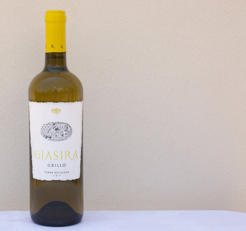 "GIASIRA ""GRILLO"" 2016 BIO - siciliantasty"