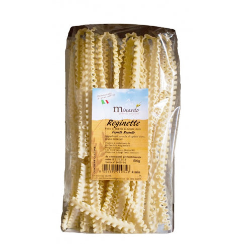 PASTA REGINETTE MINARDO 500G - siciliantasty