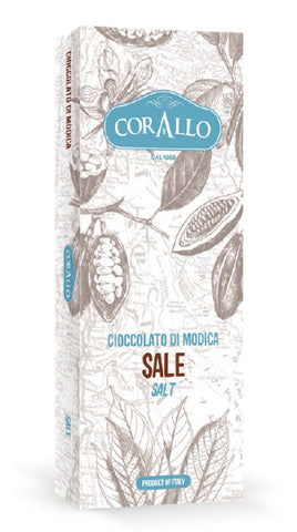 Cioccolato di Modica Sale - siciliantasty