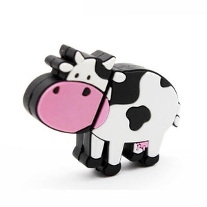 Cle usb forme vache