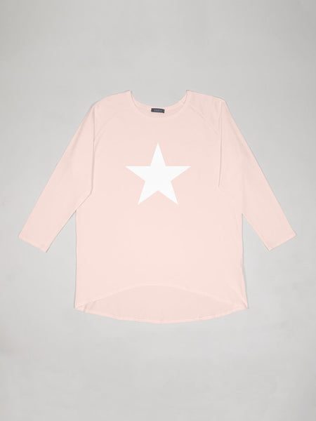 Chalk Robyn Top | Pink