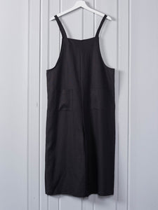 Chalk Clothing Grace Jumpsuit Linen Black