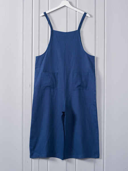 Chalk Clothing Grace Jumpsuit Navy
