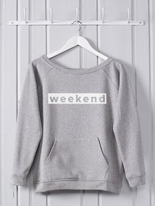 Chalk Tina Weekend Sweatshirt
