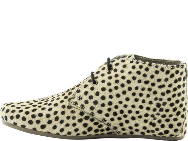 Gimlet Small Dots Beige Black by Maruti