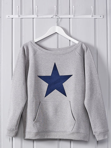 Chalk Clothing Tina Star Sweatshirt