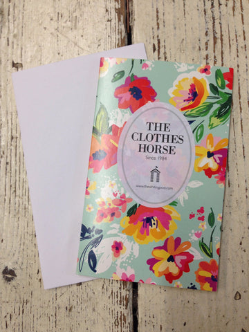 Clothes Horse Whistable Gift Card