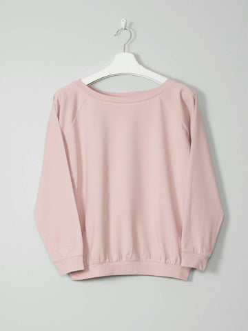 Chalk Holly Top | Pink