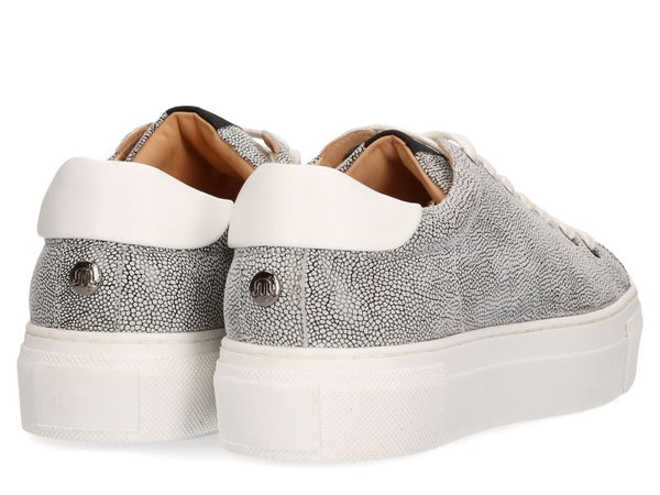 Maruti Ted Leather Sneaker off white