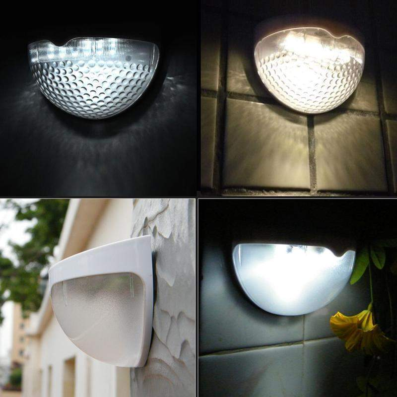 Outdoor solar wall lamp led light with auto onoff sensor bazzmart outdoor solar wall lamp led light with auto onoff sensor bazzmart mozeypictures Choice Image