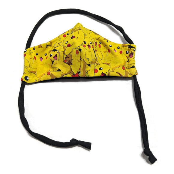 Masque enfant - Pocket Monster Pika