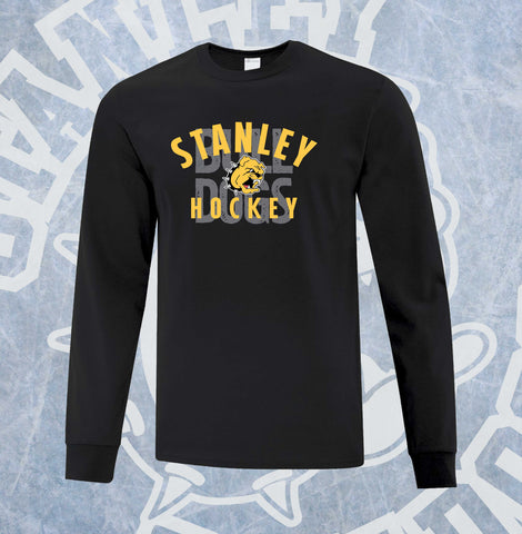 Stanley Bulldogs Adult Long Sleeve