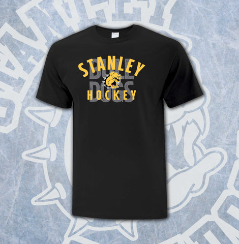 Stanley Bulldogs Adult T-Shirt