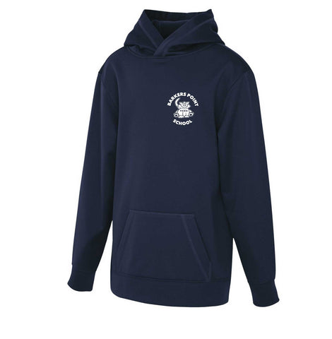 Barkers Point Game Day Fleece Hoodie - Youth
