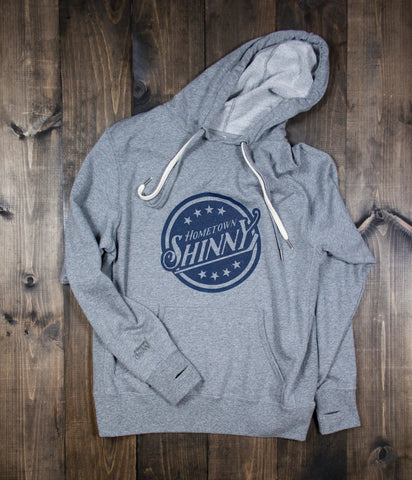 Hometown Shinny Unisex Heather Hooded Pullover