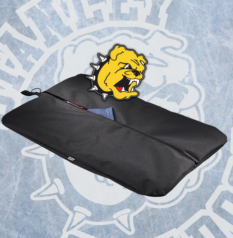 Stanley Bulldogs Garment Bag with Team Logo