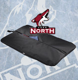North York Coyotes Garment Bag with Team Logo