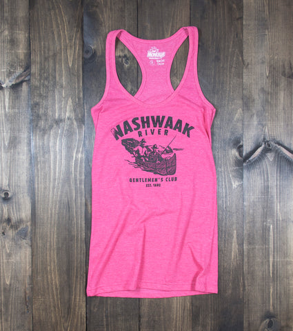 Nashwaak River Gentlemen's Club - Ladies Tank