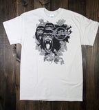 Ink Monkeys - Printing Zoo T-Shirt