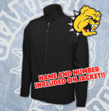 Stanley Bulldogs New Style Soft Shell Jacket Youth - Embroidery Included!