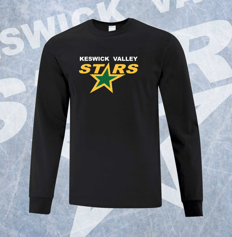 Keswick Valley Stars Adult Long Sleeve