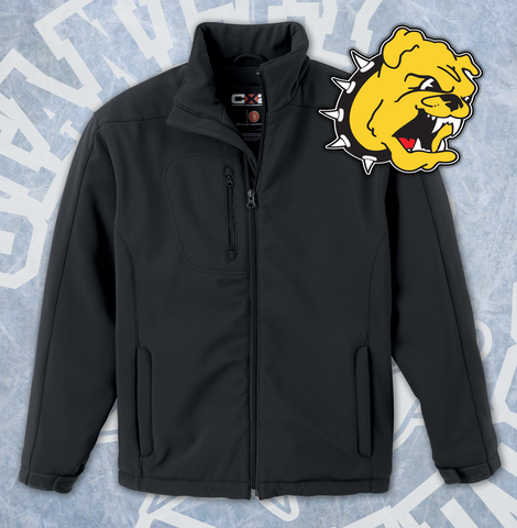 Stanley Bulldogs Insulated Soft Shell Jacket Youth