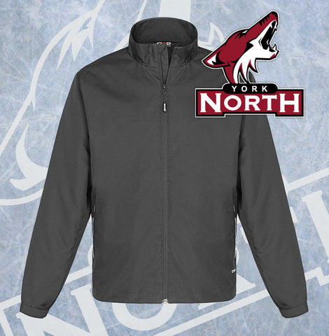 Coyotes Track Jacket Adult