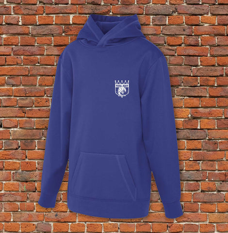 Royal Road Game Day Fleece Hoodie - Youth