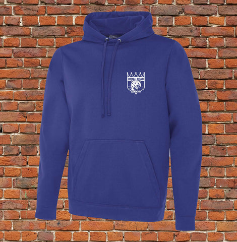 Royal Road Elementary Game Day Fleece Hooded Sweatshirt - Adult Unisex