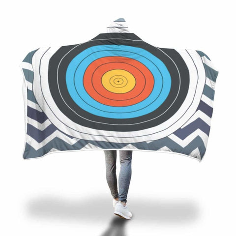 Archery Hooded Blanket - MK Online Store 101