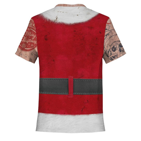 Bad Santa Christmas T-Shirt - MK Online Store 101