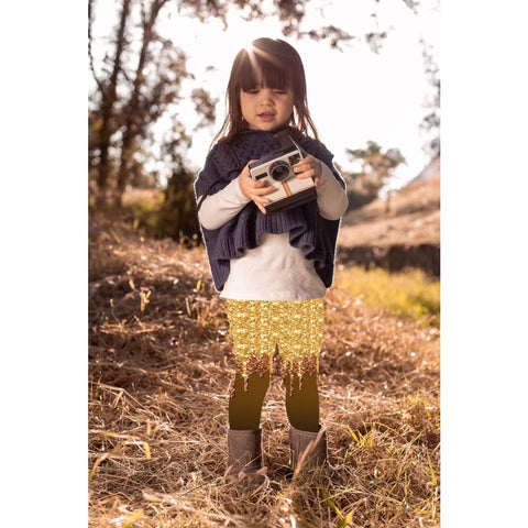 Christmas Glitter Kid Legging (Model L06) - MK Online Store 101