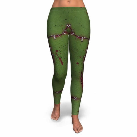 Frankenstein Inspired Leggings - MK Online Store 101