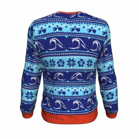 Jingle Bells Surfing Ugly Xmas Sweatshirt - MK Online Store 101