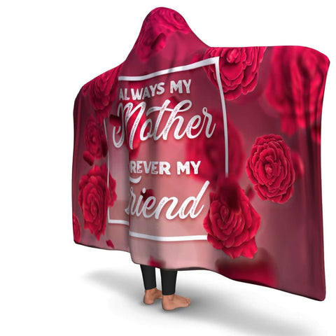 Mother & Friend Hooded Blanket - MK Online Store 101